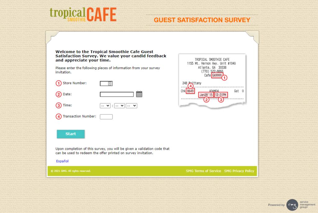 www.TSClistens.com survey