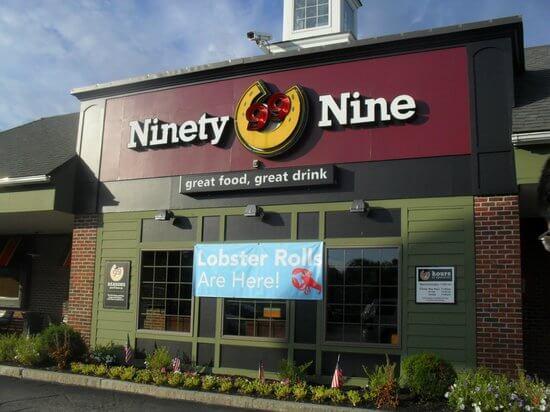 99 Restaurant Survey