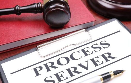 What Does a Process Server Do?
